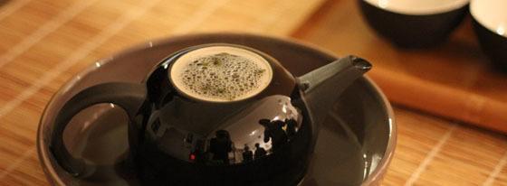 le thé du vietnam