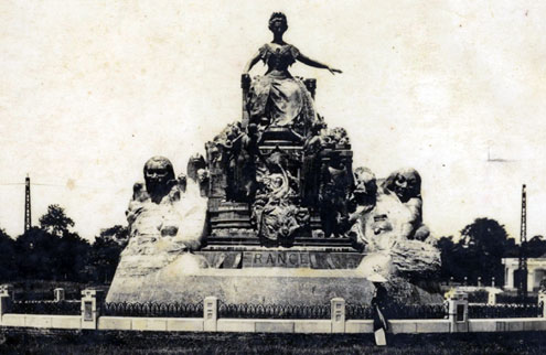 Statue de la France