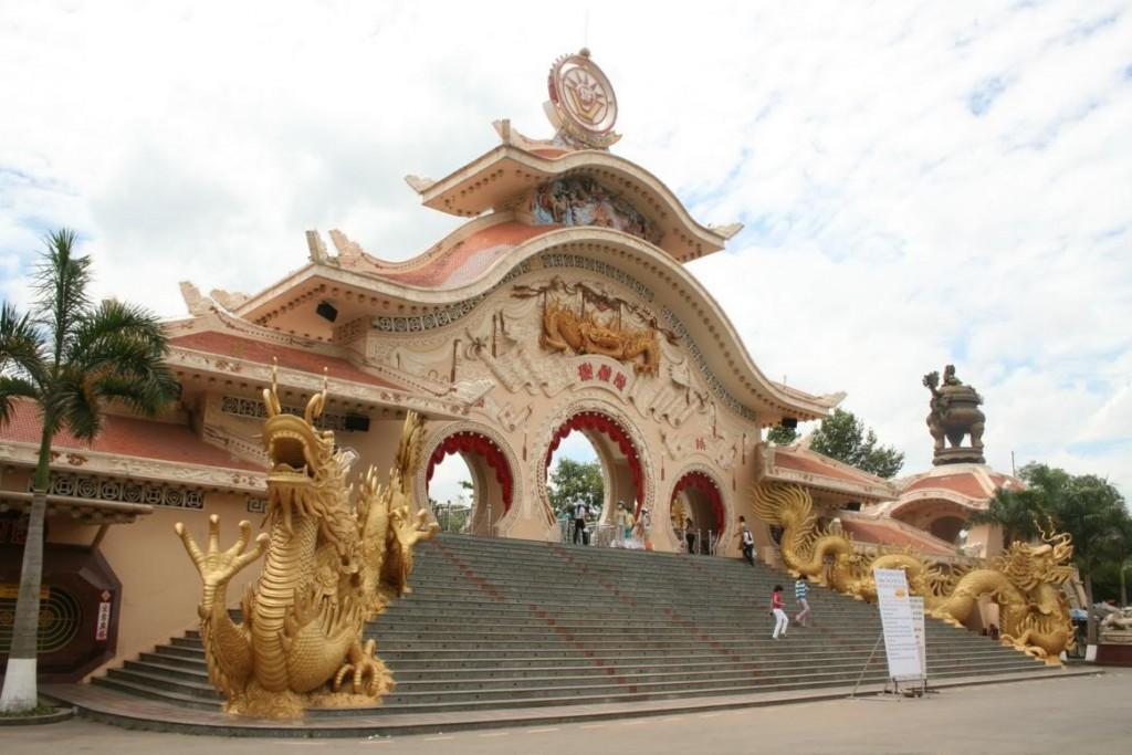 Centre d'attractions Suoi Tien à Sai Gon
