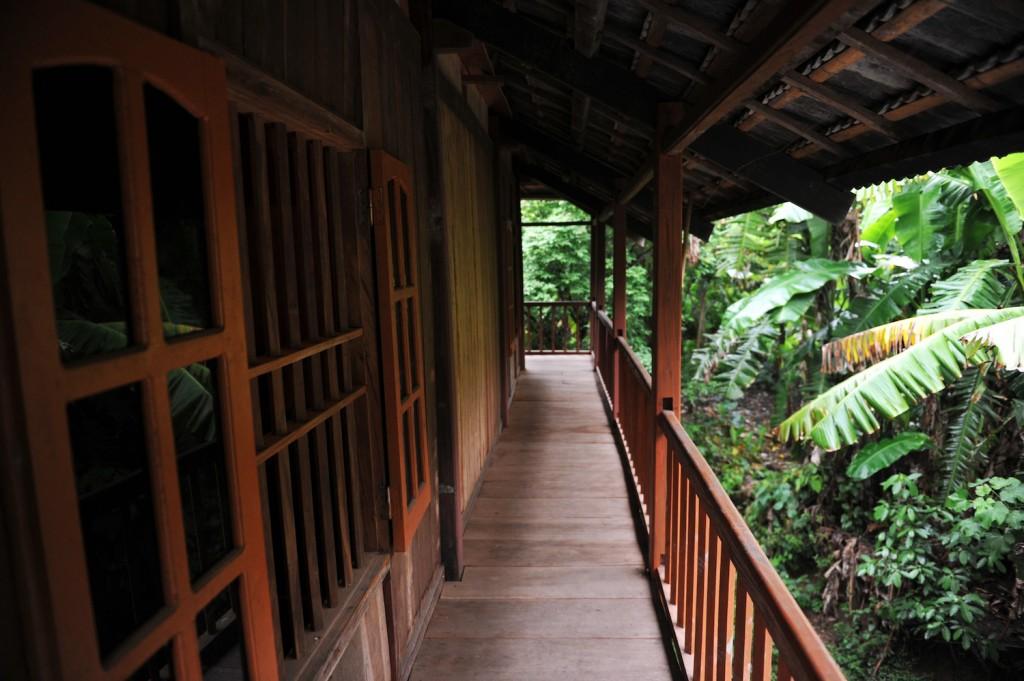 Chez les Tay du lac Ba Be - Maison aménagée par Amica Travel