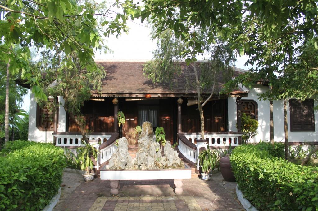 La pagode du village