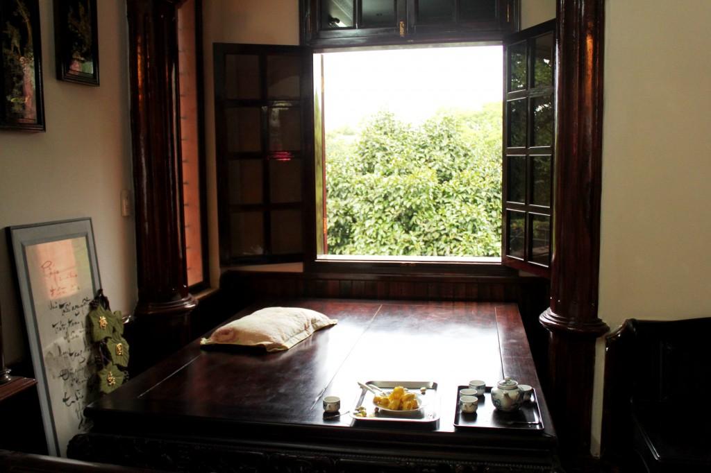 Vivre l'atmosphère authentique du village chez M.Nguyen