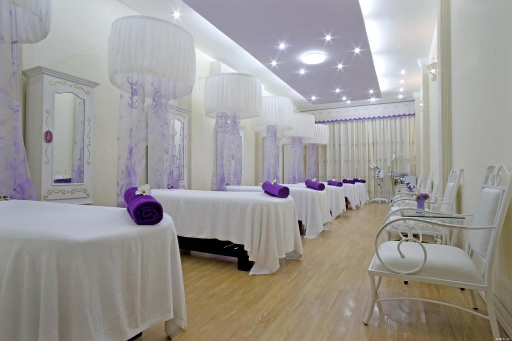 Spa et massage - Un service bien préféré par les touristes au Vietnam