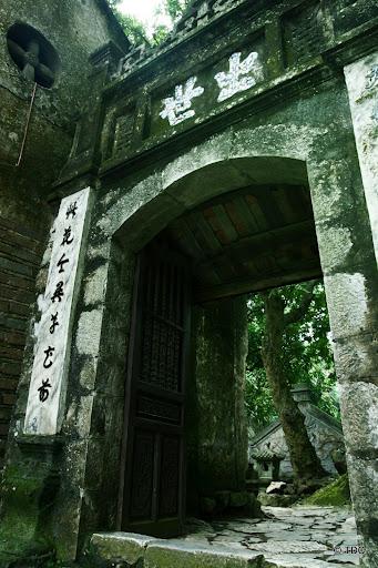 Pagode du Maitre - Hà Tay