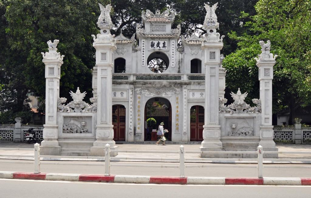 Temple Quan Thanh