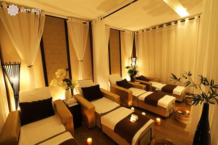 Salon de massage Van Sen