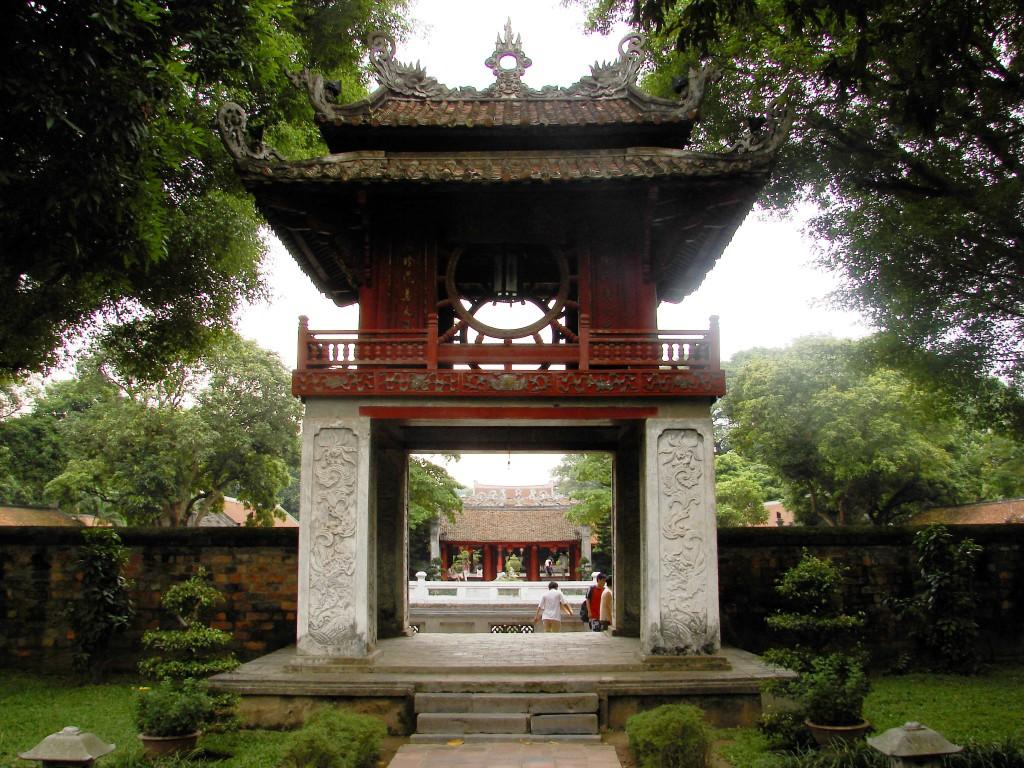 Temple de littérature - La première université du Vietnam