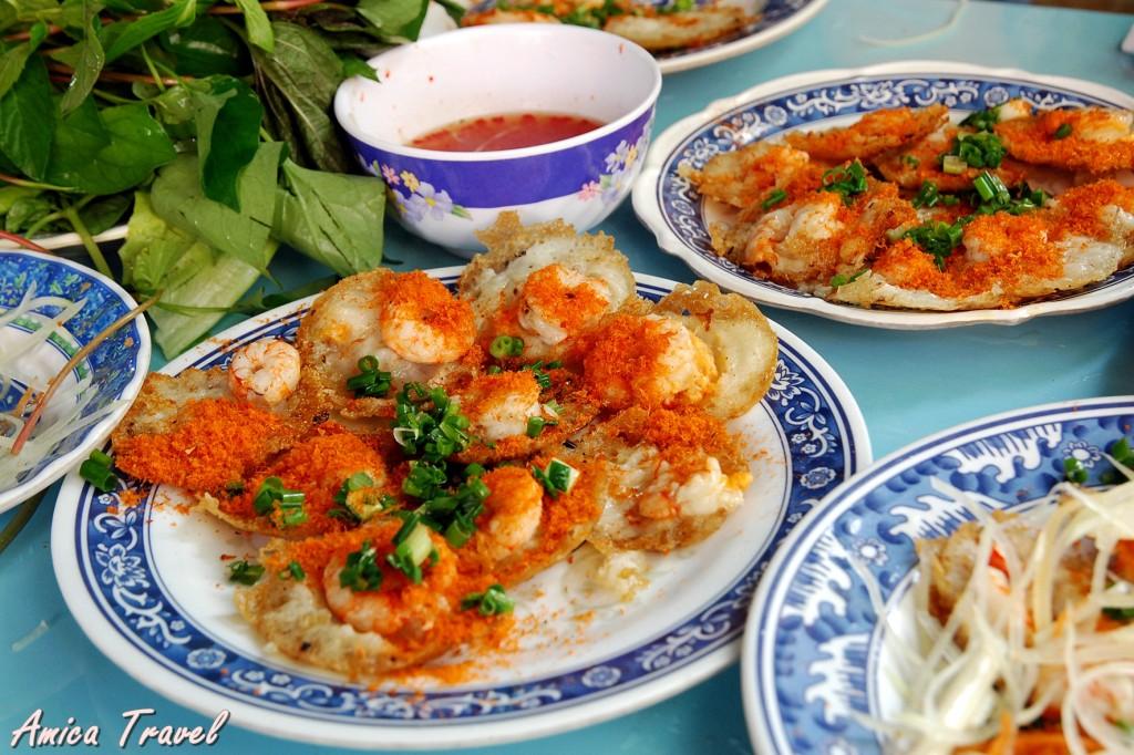 Banh khot de Vung Tau - Mini crepe