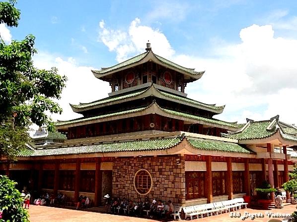 Le temple déesse Xu