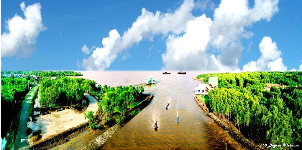 L'excursion sur le Delta du Mékong