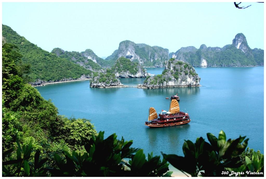 """Baie d'halong - Concours """"Mon voyage au Vietnam"""""""