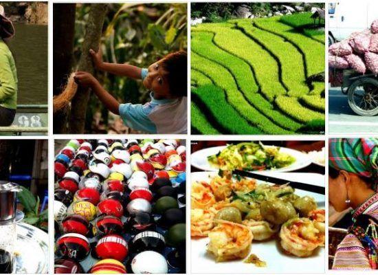 Que de beaux souvenirs lors de mon premier voyage au Vietnam