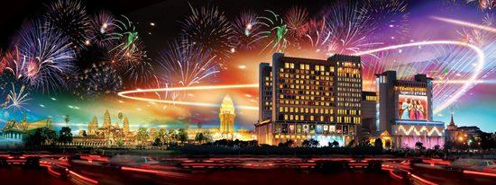 Casinos Cambodge