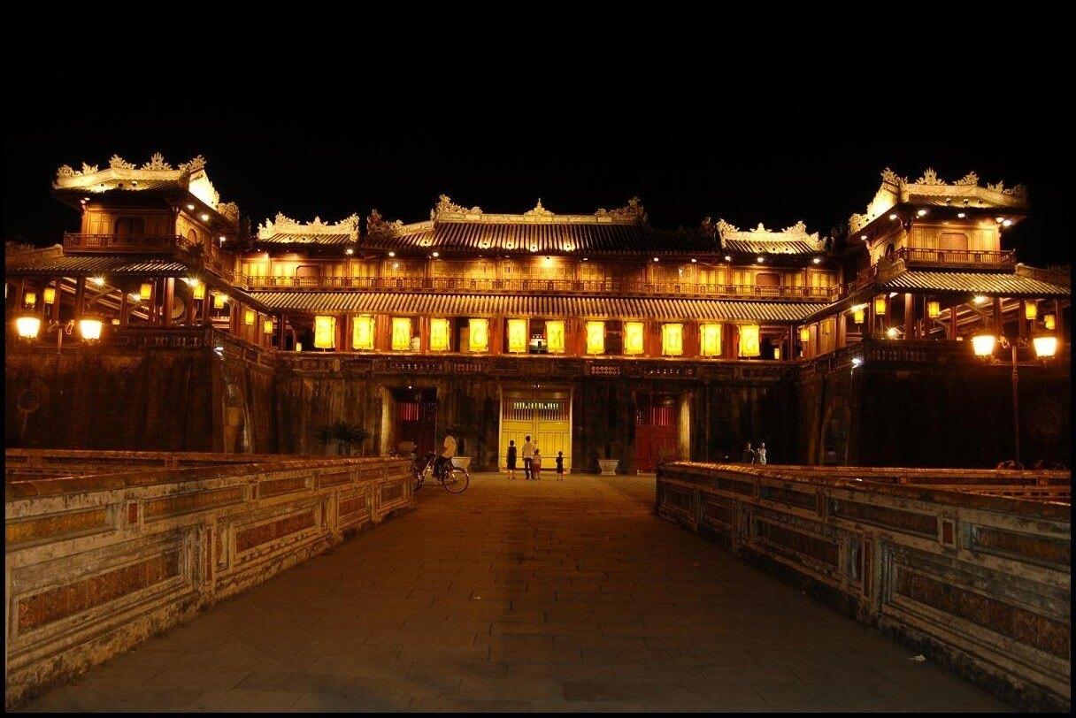 La cité impériale à Hue