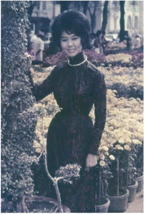 Le Ao dai des années 60