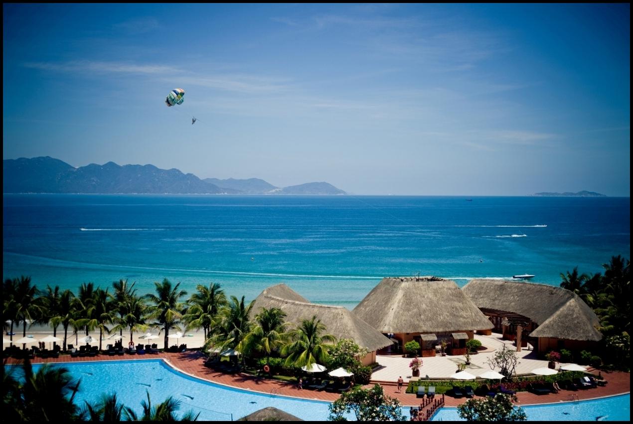 Nha Trang est la ville qui peut fasciner qui conque voyage au Vietnam