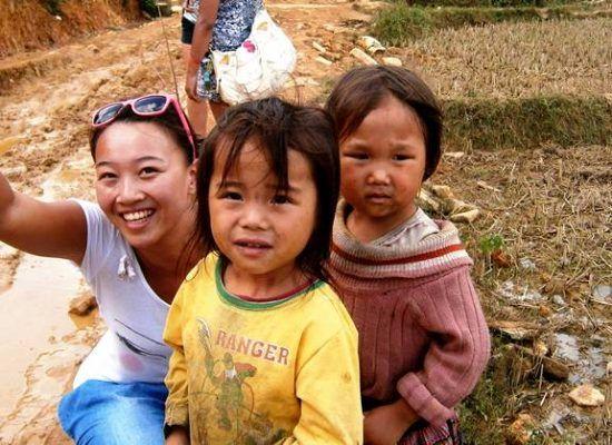 expatriée au Vietnam