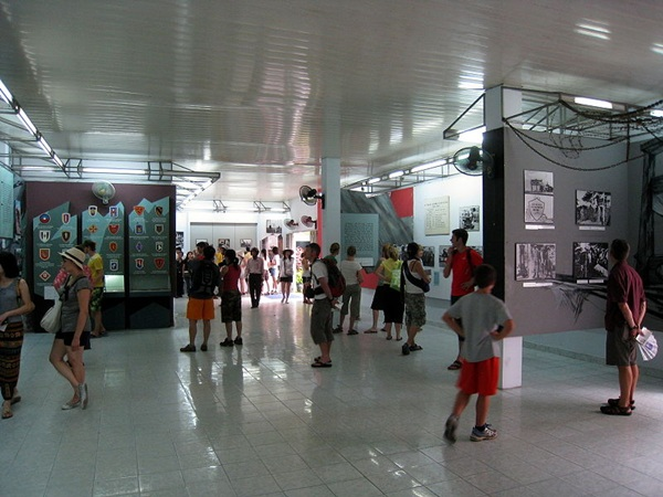 musée guerre vietnam