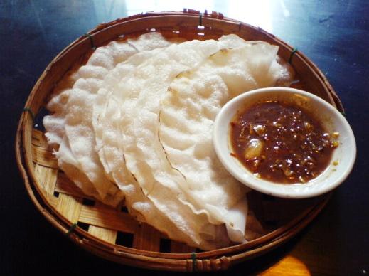 Le Bánh tráng đập à Hoi An