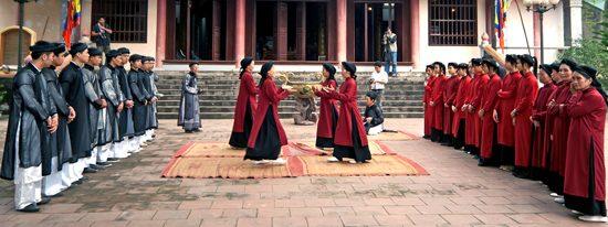 musique traditionnelle du Vietnam