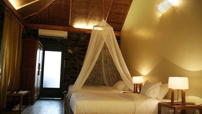 Deux chambres de luxe de 38 m2 chacune