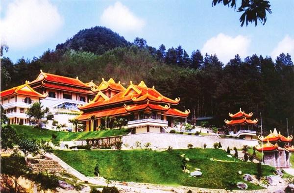 Institut de la méditation Truc Lam à Da Lat