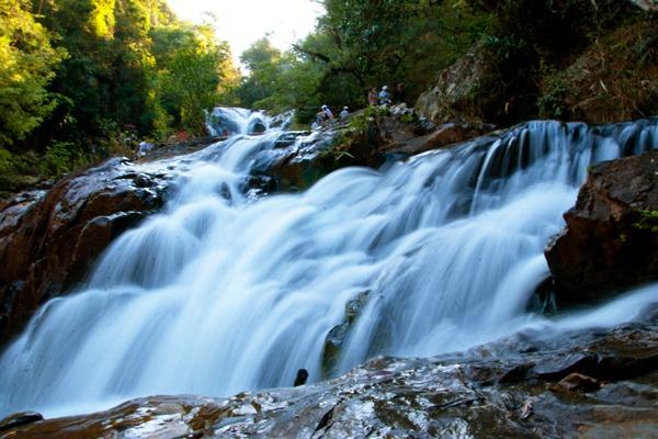 Cascade Cam Ly à Da Lat