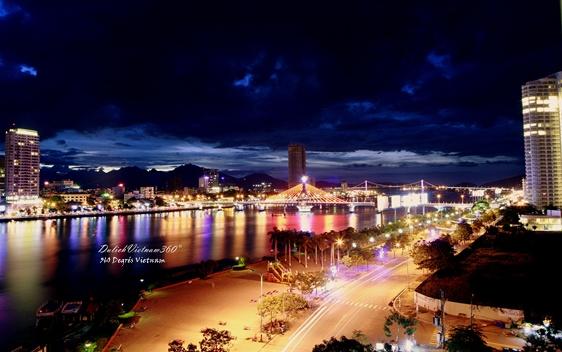 centre ville de Danang