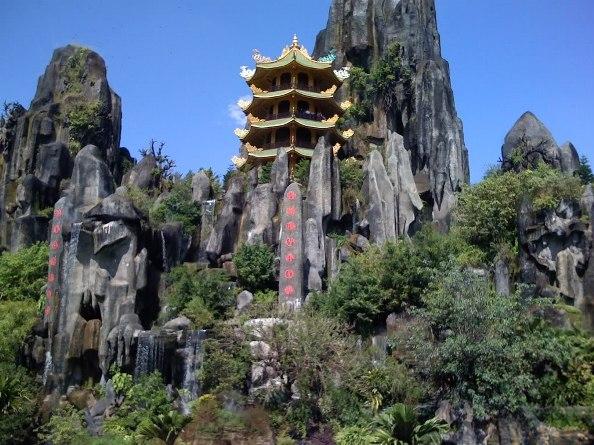 Mont de Ngu Hanh Son