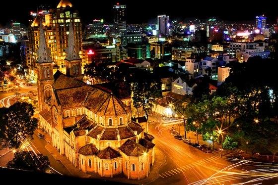 Ho Chi Minh ville, le poumon économique du pays