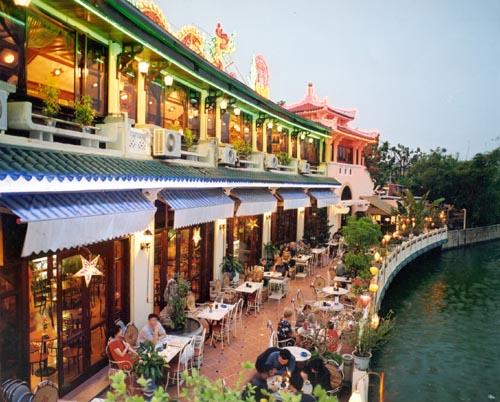 Restaurant Thuy Ta Dinh Lang – un des restaurants avec vue magnifique sur lac Hoan Kiem à Hanoi