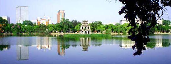 Restaurants avec vue sur lac Hoan Kiem