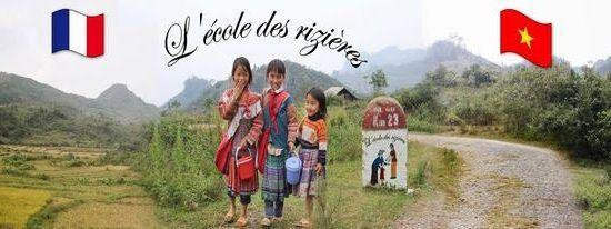 école de rizières