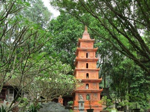 La tour Thien Huong