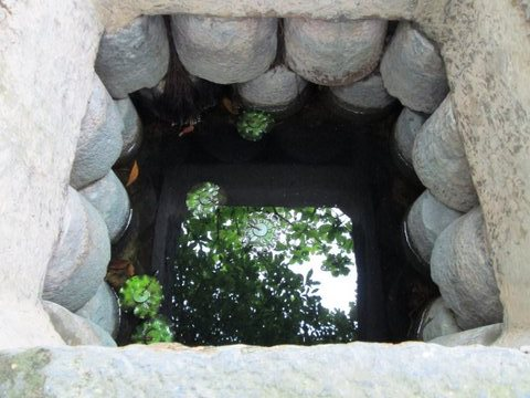 Le puits du palais