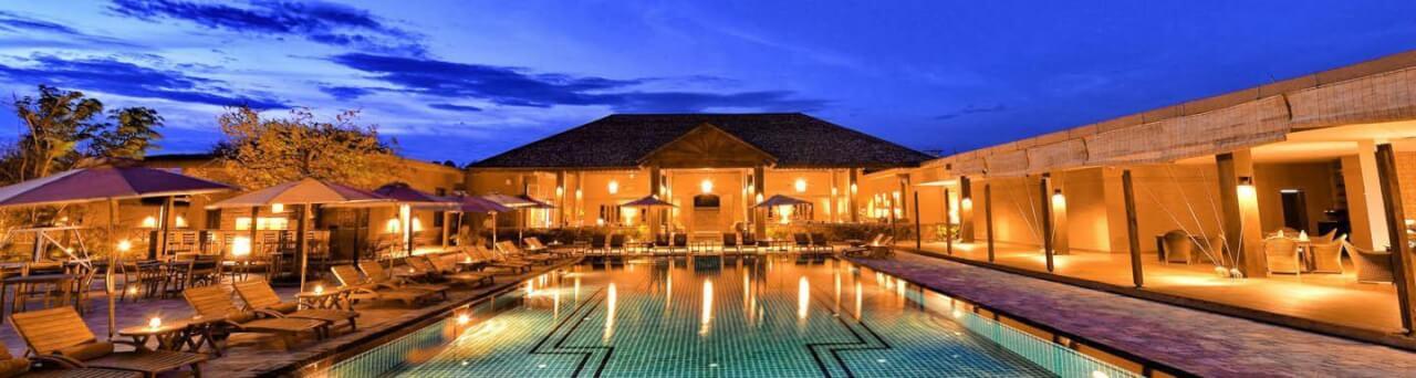 Hotel De Luxe Birmanie