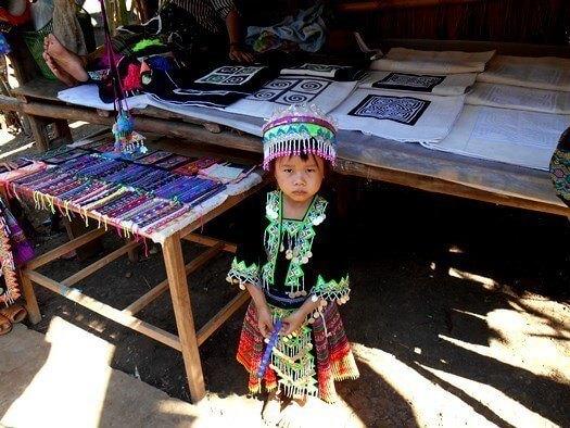 Rencontre laotienne