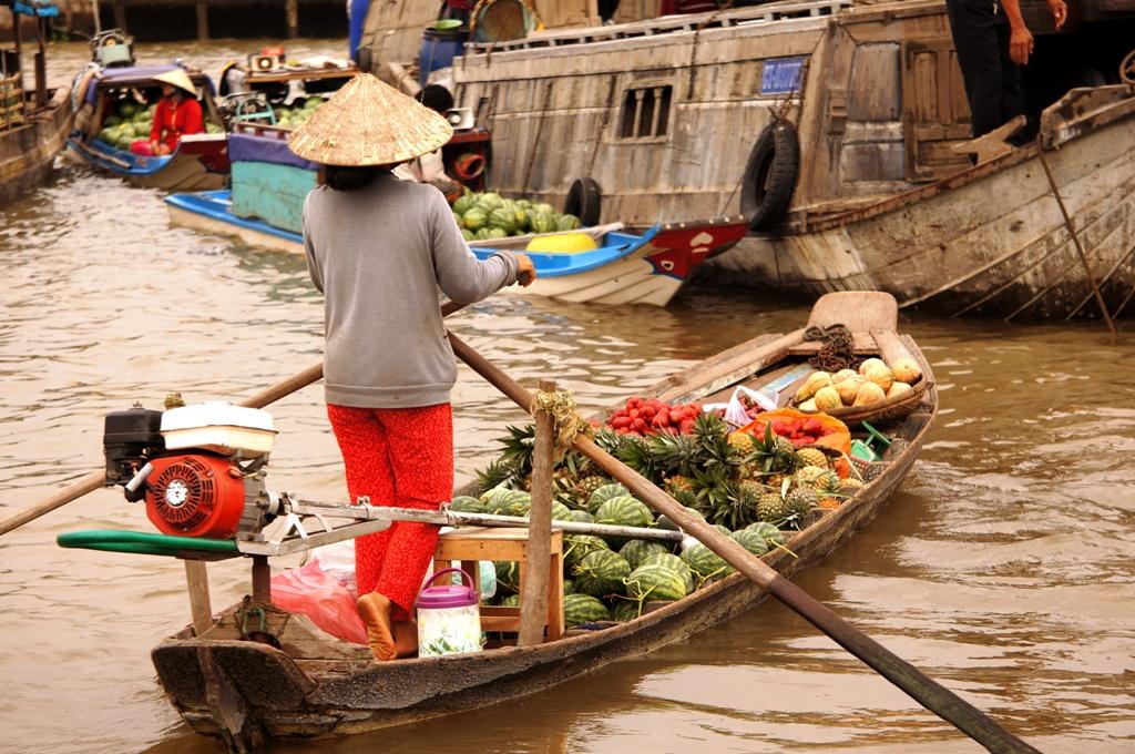 Delta du Meskong - Vietnam