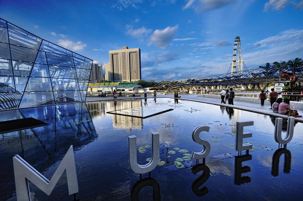 Marina Bay Sands - Singapour