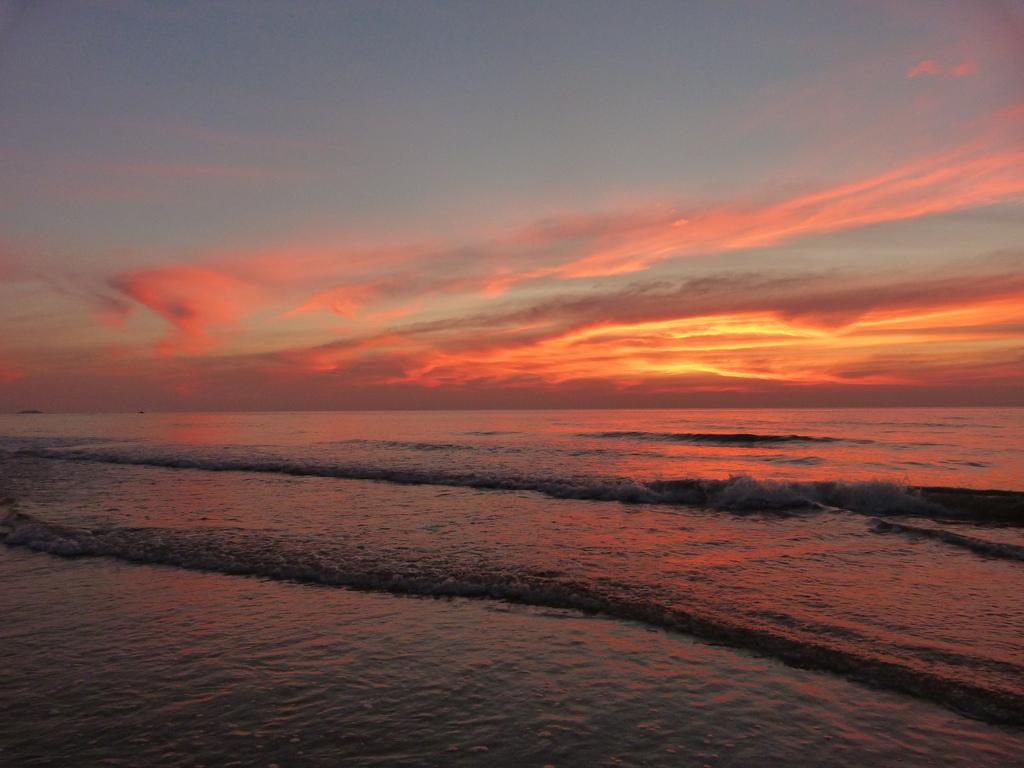 La plage de Ngwe Saung - Myanmar