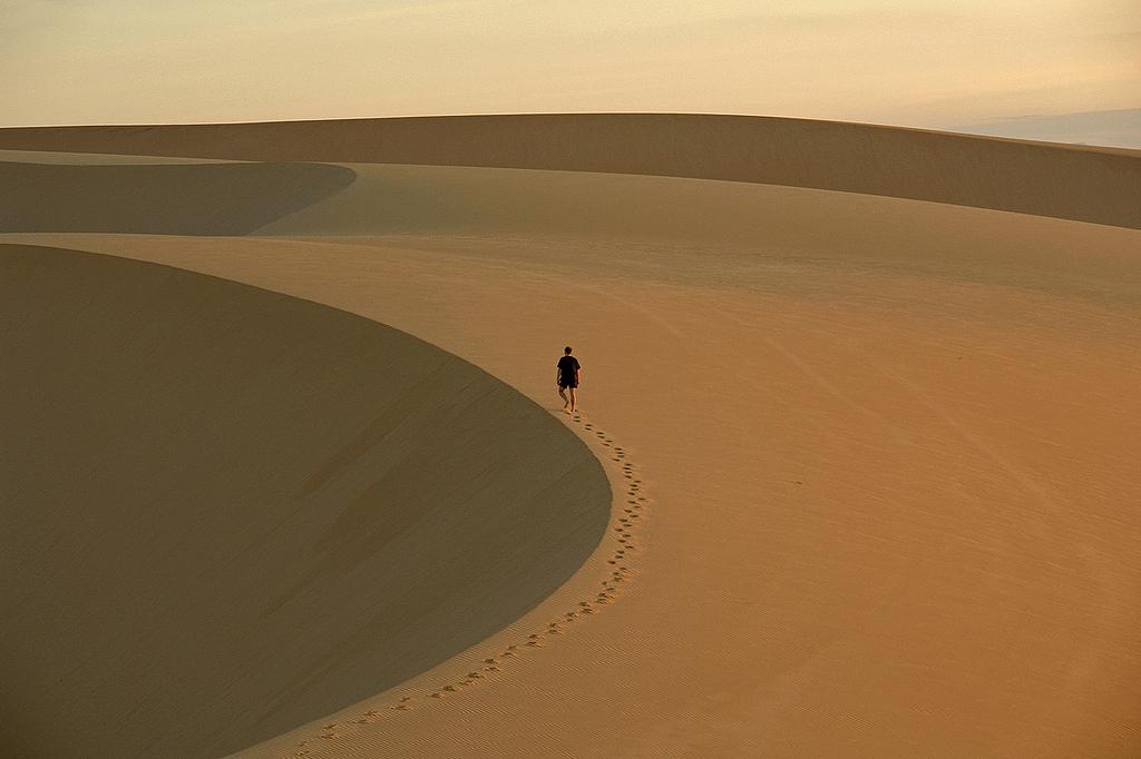 Dune de Sable de Mui Ne - Vietnam