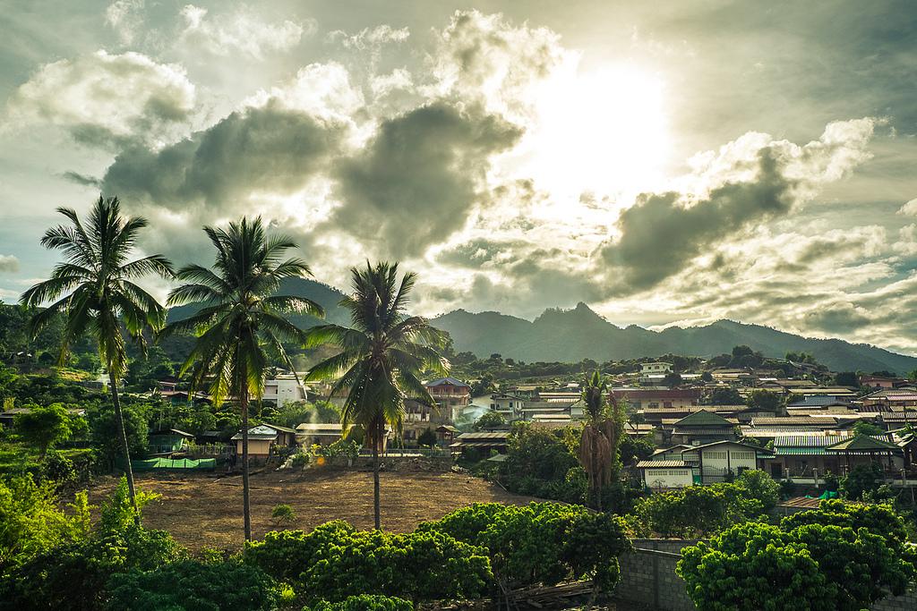 Pai - Thailande