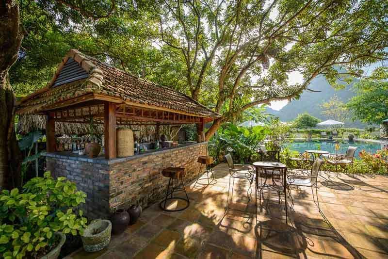 Bar de Tam Coc Garden