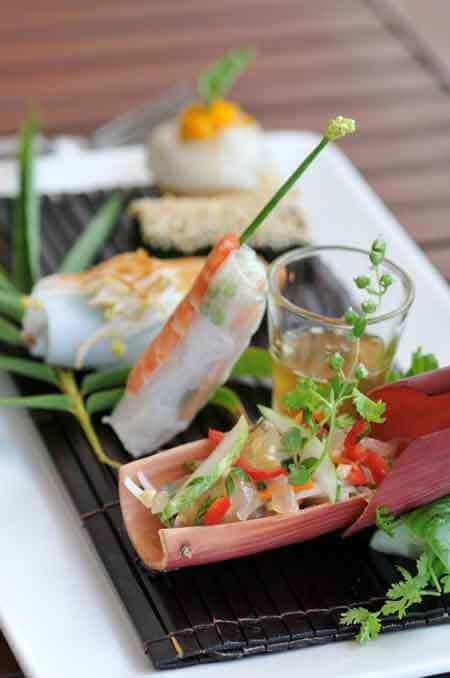 Dégustez la cuisine délicate de Hue à La Résidence