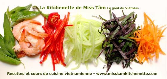 Rencontre avec Miss Tâm et découverte de sa Kitchenette (Copyright : La Kitchenette de Miss Tâm)