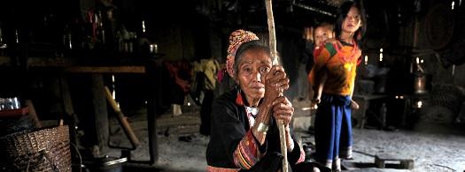 Lu Ma, Nord Laos