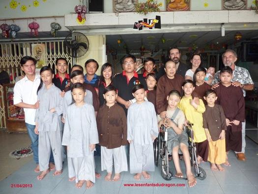 association humanitaire vietnam
