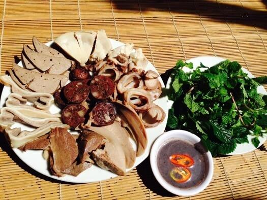 Top 5 plats les plus repoussants de la cuisine - Zen la cuisine vietnamienne ...