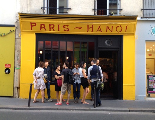 Little Hano Restaurants Charonne, Paris