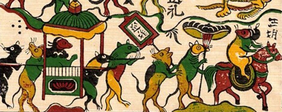 Estampes populaires Dong Ho, témoignage de la richesse culturelle vietnamienne